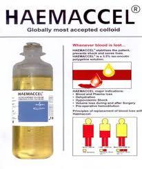 HAEMACCEL thuốc gì Công dụng và giá thuốc HAEMACCEL (1)