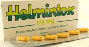 HELMINTOX là thuốc gì Công dụng và giá thuốc HELMINTOX