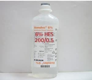HEMOHES 6% - 10% thuốc gì Công dụng và giá thuốc HEMOHES 6% - 10%