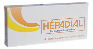 HÉPADIAL thuốc gì Công dụng và giá thuốc HÉPADIAL (1)