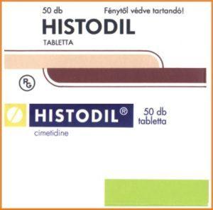 HISTODIL thuốc gì Công dụng và giá thuốc HISTODIL