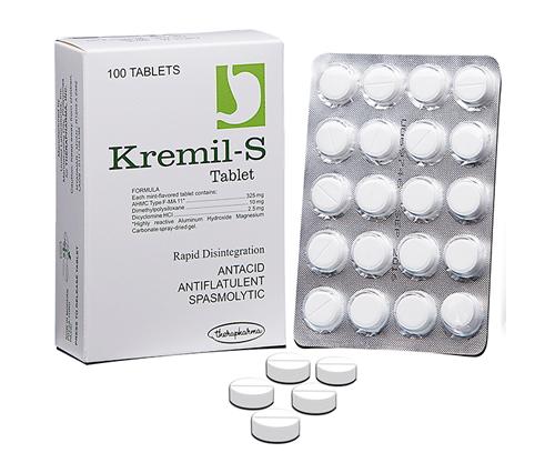 KREMIL-S thuốc gì Công dụng và giá thuốc KREMIL-S