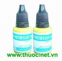 XANH METHYLEN Thuốc giải độc, sát khuẩn nhẹ (3)
