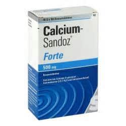 CALCIUM-SANDOZ FORTE thuốc gì Công dụng và giá thuốc CALCIUM-SANDOZ FORTE (4)