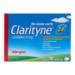 CLARITYNE thuốc gì Công dụng và giá thuốc CLARITYNE (2)
