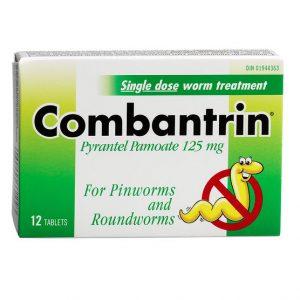 COMBANTRIN thuốc gì Công dụng và giá thuốc COMBANTRIN (2)