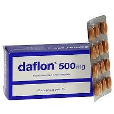 DAFLON 500 mg thuốc gì Công dụng và giá thuốc DAFLON 500 mg (4)