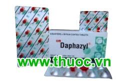 DAPHAZYL thuốc gì Công dụng và giá thuốc DAPHAZYL