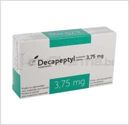 DÉCAPEPTYL 3,75 mg thuốc gì Công dụng và giá thuốc DÉCAPEPTYL 3,75 mg (2)