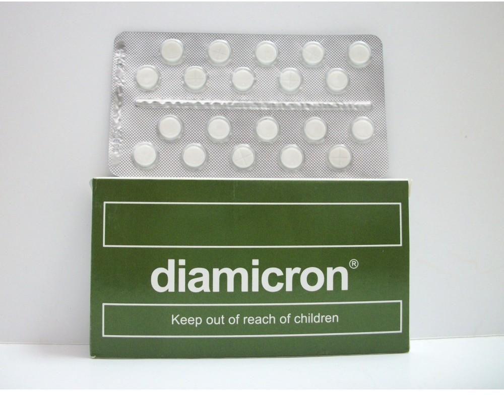 DIAMICRON thuốc gì Công dụng và giá thuốc DIAMICRON (1)
