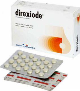 DIREXIODE thuốc gì Công dụng và giá thuốc DIREXIODE