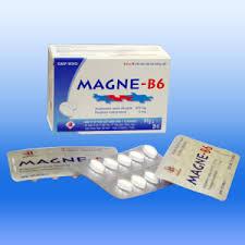 MAGNÉ-B6 thuốc gì Công dụng và giá thuốc MAGNÉ-B6 (4)