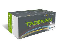 TADENAN thuốc gì Công dụng và giá thuốc TADENAN (2)
