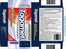 TAGAMET thuốc gì Công dụng và giá thuốc TAGAMET (1)