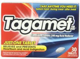 TAGAMET thuốc gì Công dụng và giá thuốc TAGAMET (2)