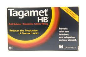 TAGAMET thuốc gì Công dụng và giá thuốc TAGAMET (3)