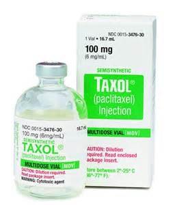 TAXOL thuốc gì Công dụng và giá thuốc TAXOL (4)