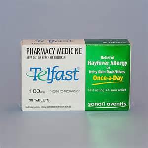 TELFAST thuốc gì Công dụng và giá thuốc TELFAST (2)