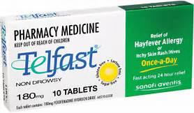 TELFAST thuốc gì Công dụng và giá thuốc TELFAST (4)