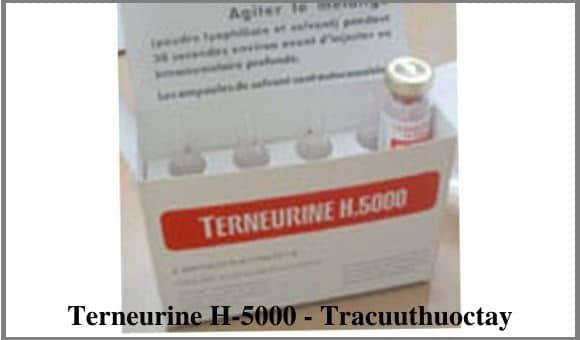 terneurine h 5000 thuoc gi cong dung va gia thuoc