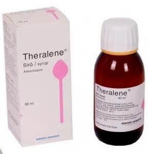 THERALENE thuốc gì Công dụng và giá thuốc THERALENE (3)