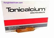 TONICALCIUM thuốc gì Công dụng và giá thuốc TONICALCIUM (2)