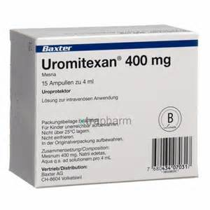 UROMITEXAN thuốc gì Công dụng và giá thuốc UROMITEXAN (3)