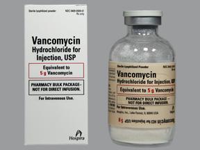 VANCOMYCIN HYDROCHLORIDE thuốc gì Công dụng và giá thuốc VANCOMYCIN HYDROCHLORIDE (1)