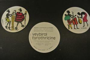 VEYBIROL-TYROTHRICINE thuốc gì Công dụng và giá thuốc VEYBIROL-TYROTHRICINE