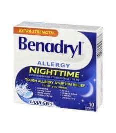 BENADRYL thuốc gì Công dụng và giá thuốc BENADRYL (3)