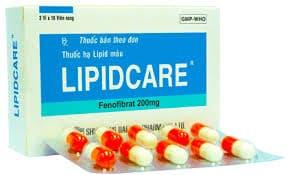LIPICARD thuốc gì Công dụng và giá thuốc LIPICARD (3)