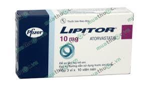 LIPITOR thuốc gì Công dụng và giá thuốc LIPITOR (1)