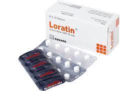 LORATIN thuốc gì Công dụng và giá thuốc LORATIN (2)