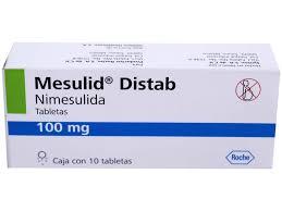 MESULID thuốc gì Công dụng và giá thuốc MESULID (3)