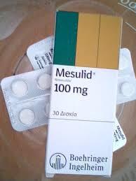 MESULID thuốc gì Công dụng và giá thuốc MESULID (4)