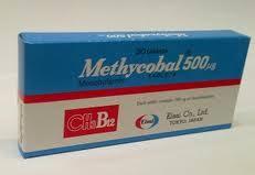 METHYCOBAL thuốc gì Công dụng và giá thuốc METHYCOBAL (2)
