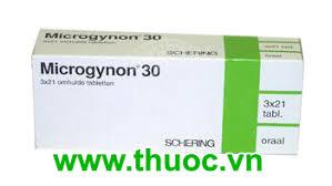 MICROGYNON 30 thuốc gì Công dụng và giá thuốc MICROGYNON 30 (2)