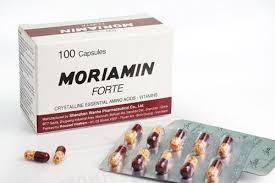 MORIAMIN S-2 thuốc gì Công dụng và giá thuốc MORIAMIN S-2 (1)