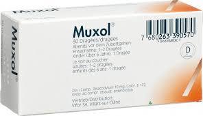 MUXOL thuốc gì Công dụng và giá thuốc MUXOL (2)