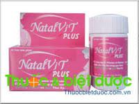 NATALVIT thuốc gì Công dụng và giá thuốc NATALVIT (2)
