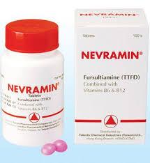 NEVRAMIN thuốc gì Công dụng và giá thuốc NEVRAMIN (2)