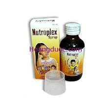 NUTROPLEX thuốc gì Công dụng và giá thuốc NUTROPLEX (1)