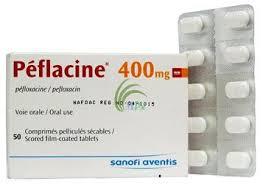 PEFLACINE Thuốc kháng sinh nhóm quinolone (3)