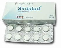 SIRDALUD thuốc gì Công dụng và giá thuốc SIRDALUD (1)