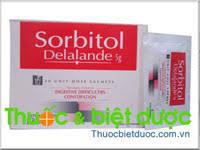 SORBITOL DELALANDE thuốc gì Công dụng và giá thuốc SORBITOL DELALANDE (2)
