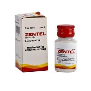 ZENTEL thuốc gì Công dụng và giá thuốc ZENTEL (3)
