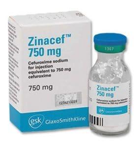 ZINACEF thuốc gì Công dụng và giá thuốc ZINACEF