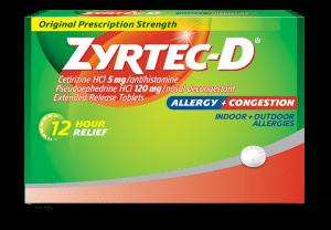 ZYRTEC thuốc gì Công dụng và giá thuốc ZYRTEC (1)