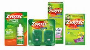 ZYRTEC thuốc gì Công dụng và giá thuốc ZYRTEC (2)