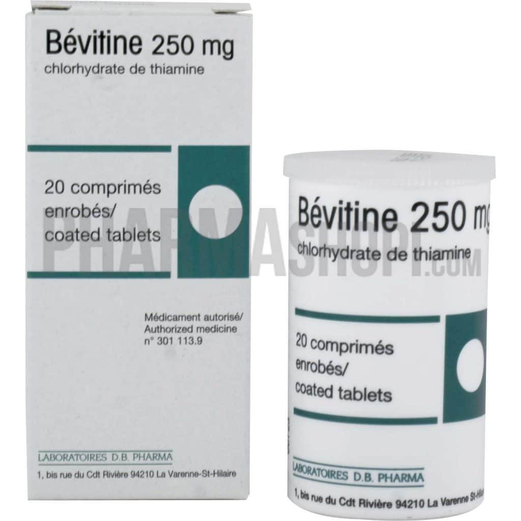 BÉVITINE thuốc gì? Công dụng và giá thuốc BÉVITINE